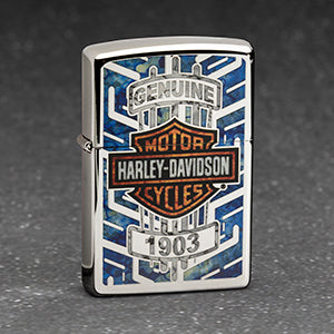 Harley Davidson Lighters