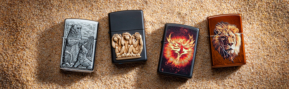 Animal Lighters