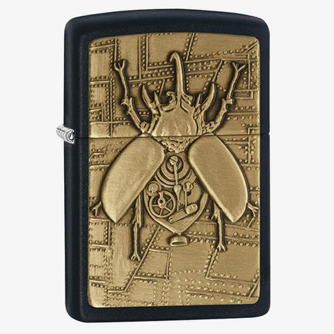 Steampunk Beetle Lighter