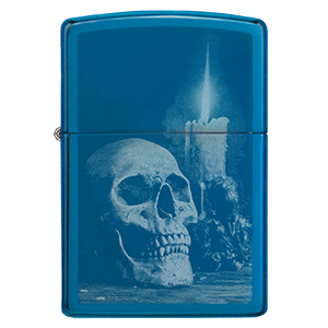 Photo Image Skull Lighter