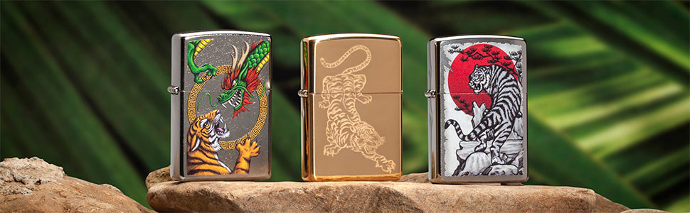 Tiger Lighters