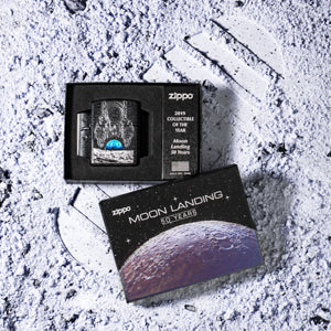 Zippo Moon Landing Collectible of the Year