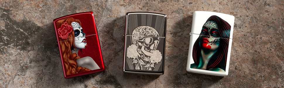 Day of the Dead Lighters