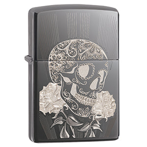 Skull Days of the Dead Lighter