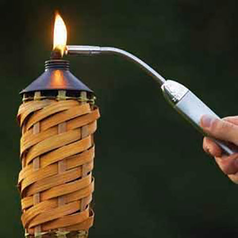 Flex Neck Lighter Lighting Tiki Torch