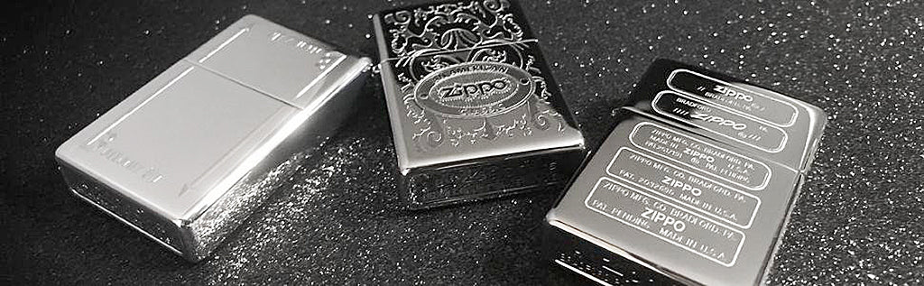 Zippo Stamp Lighters