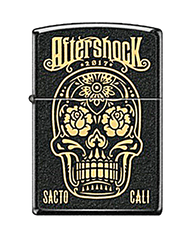 Aftershock Skull Lighter