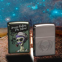 alien lighters