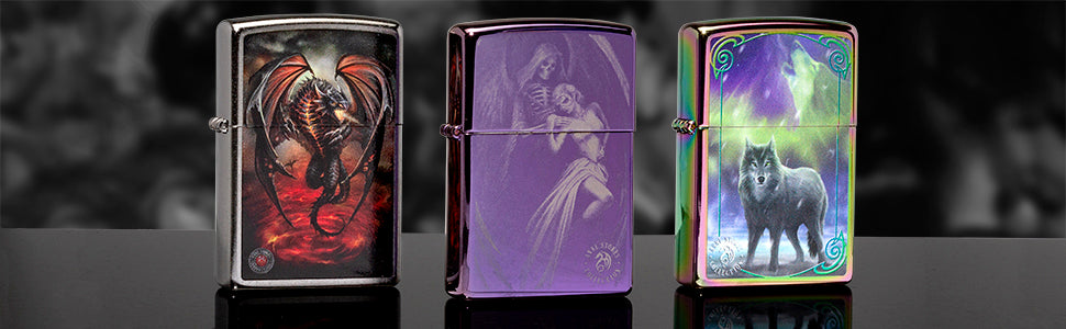 Anne Stokes Lighters