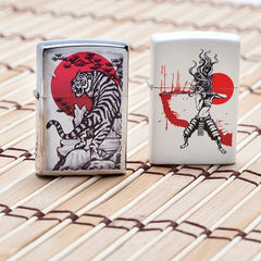 asian themed lighters