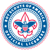 Boy Scouts of America Official License