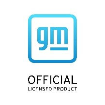 GM Official Licensed Product
