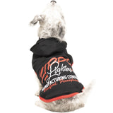 Small Black Pet Hoodie