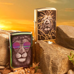 lion lighters