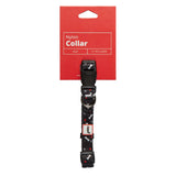 Small Black Pet Collar