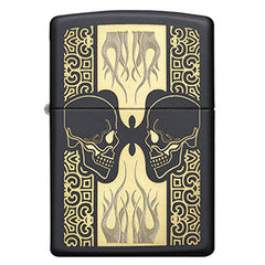 Skull Lighters Case