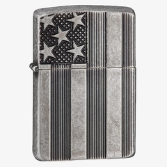 American flag lighter
