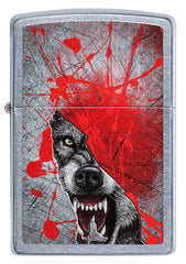 Wolf Lighter Case