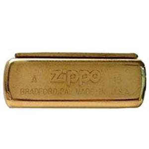 Brass Bottom Stamp