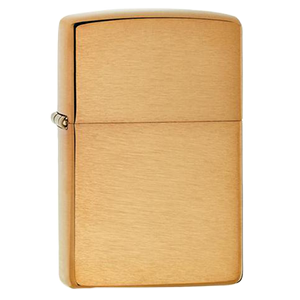 Brushed Brass Lighter
