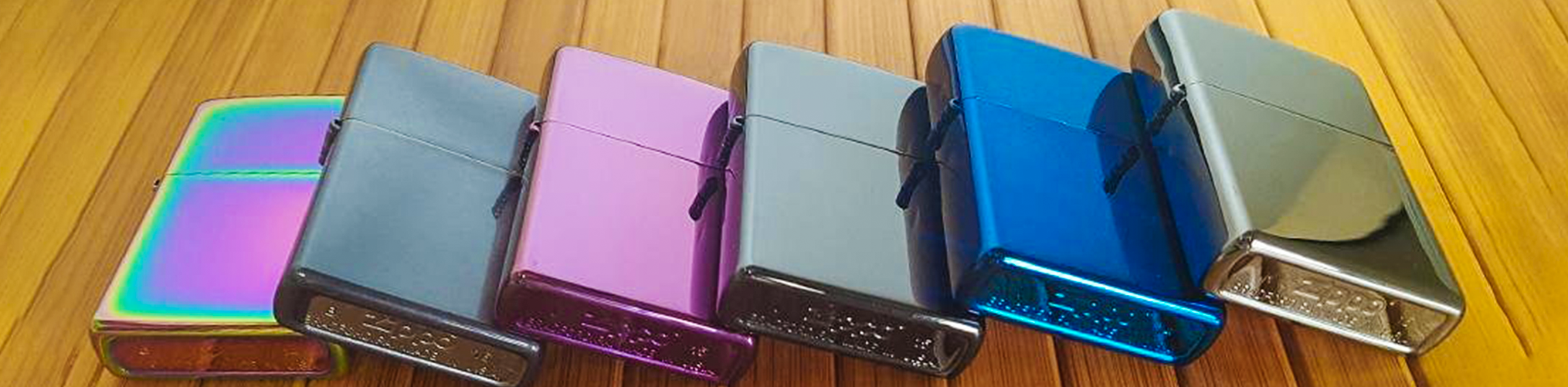 Color Lighters Banner