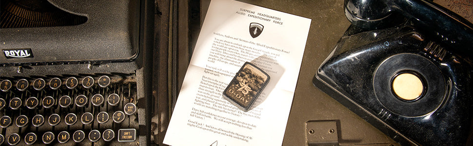 D-day 75th Anniversary Lighter