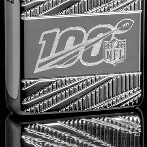 NFL <sup>®</sup> 100th Anniversary Lighter