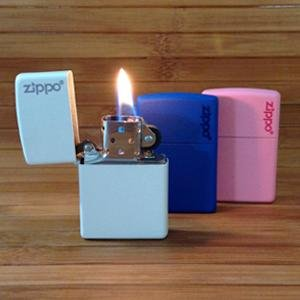 why we love the matte logo lighters