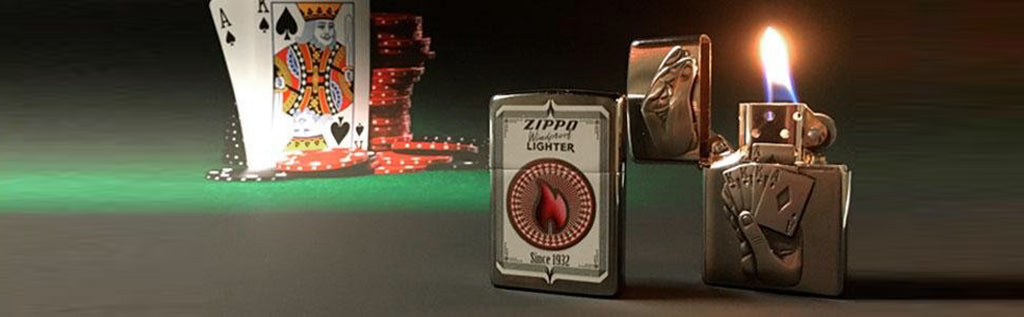 Zippo Card Lighters