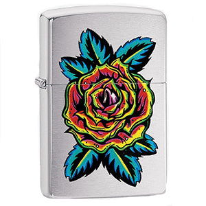 Flower Lighter Case