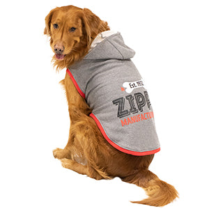 Gray Pet Sweatshirt