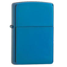 High Polish Blue Lighter