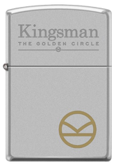 Exclusive Kingsman: The Golden Circle Promotional Lighter