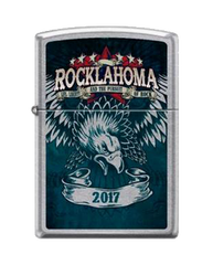 Rocklahoma Limited Edition Lighter 2
