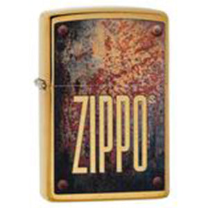 Zippo Rust Patina Lighters