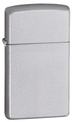 Satin Chrome Slim Lighter