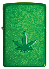 Stamp Leaf Lighter