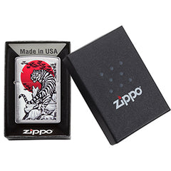 Tiger Lighter Packaging