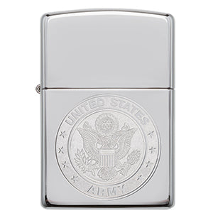 Zippo Army Lighters Case