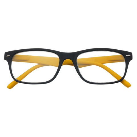 3c95915e0a8 Black   Yellow 1.50+ Power Readers