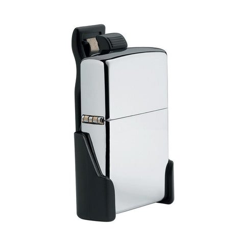 Black Zippo Lighter Holder