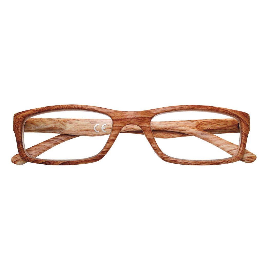 d1d71bcf4b Slender Brown Readers ( +2.00 )