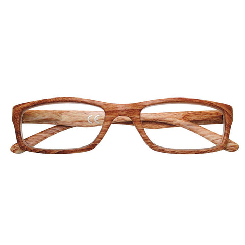 '+2.00 Power Brown Harvest Reading Glasses