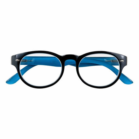 +2.00 Power Blue Oval Readers