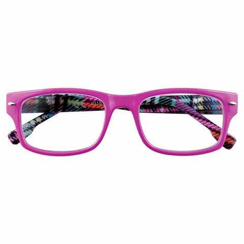 '+1.00 Power Fuchsia Classic Readers