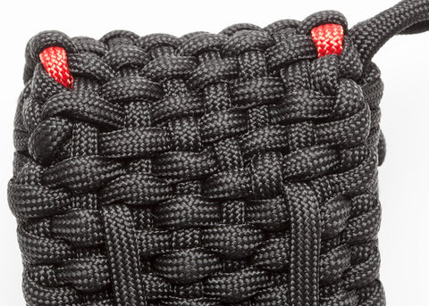 Nylon paracord lighter pouch for How to make a paracord utility pouch