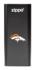 Black NFL Denver Broncos: HeatBank 3-Hour Rechargeable Hand Warmer