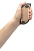 Champagne HeatBank® 9s Plus Rechargeable Hand Warmer in hand