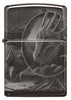 Front shot of Lisa Parker Mythological Design Windproof Lighter
