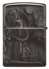 Back shot of Lisa Parker Mythological Design Windproof Lighter